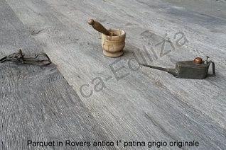 PARQUET / PAVIMENTI IN LEGNO (grigio) - 7