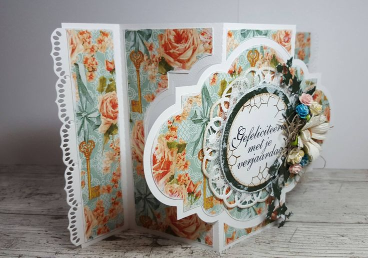 470.713.302 Dutch Doobadoo Swing Card Art Romance