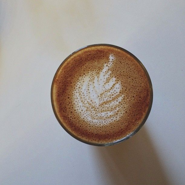 Coffee at Damson Café, London