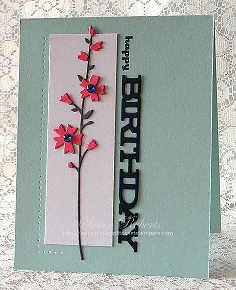 Hollyhock Stem (& PTI birthday)