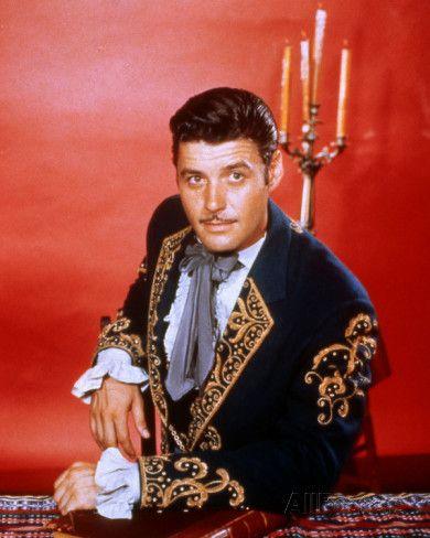 Best Zorro actor ever: Guy Williams