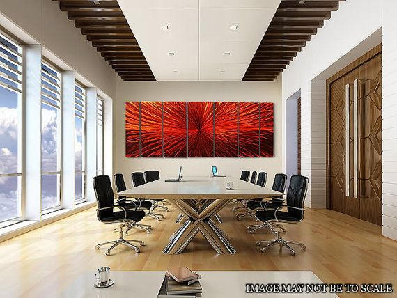 Red Metal Wall Decor: Best 20+ Red Accent Walls Ideas On Pinterest