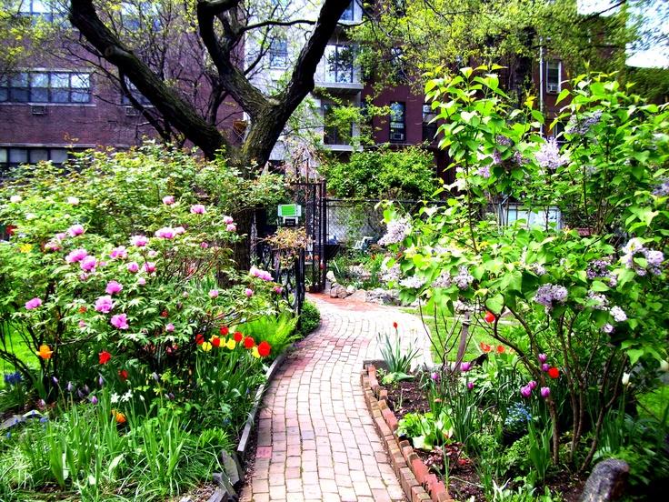 Secret Garden Hells Kitchen