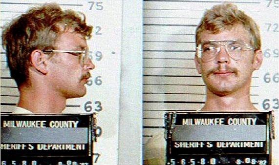 Famous Dahmer glasses