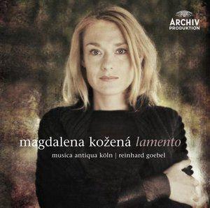 MAGDALENA KOZENA Lamento - Deutsche Grammophon
