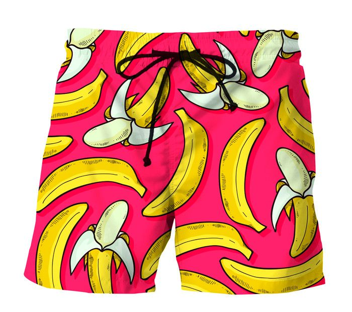 Banana swimshort – Smooooth clothing