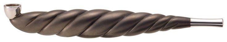 Kiseru tobacco smoking Pipe copper belts shape sumo Yokozuna Japan New #50979