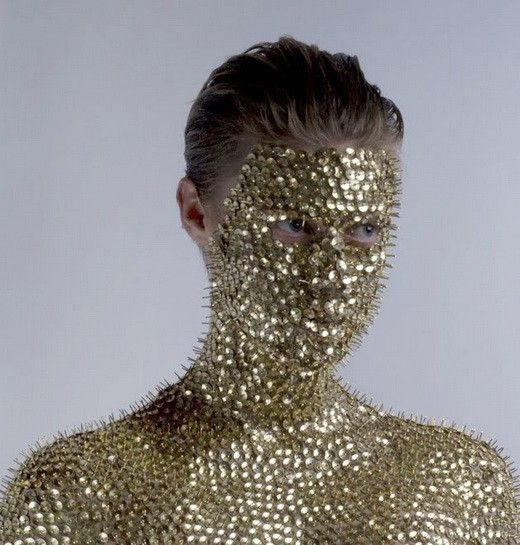 "Fashion Forward -- ""A Pictorial of Bling: Fashion Direction by Hannibal Lecter"": By Hannibal Lecter, Direction By Hannibal, Wtfpinterest Com, Extreme Fashion, Costume, Bling Addiction, Fashion Direction"