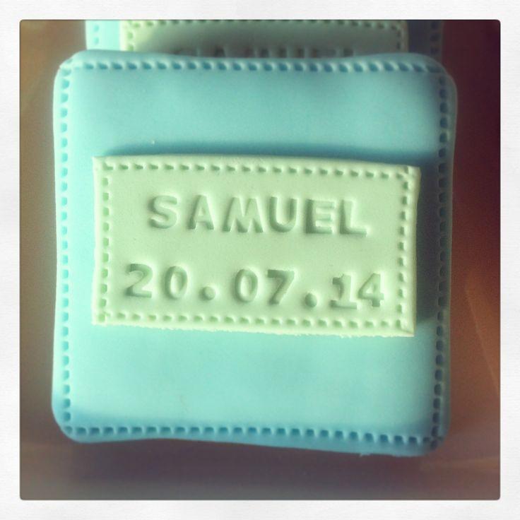 Baby Samuel.