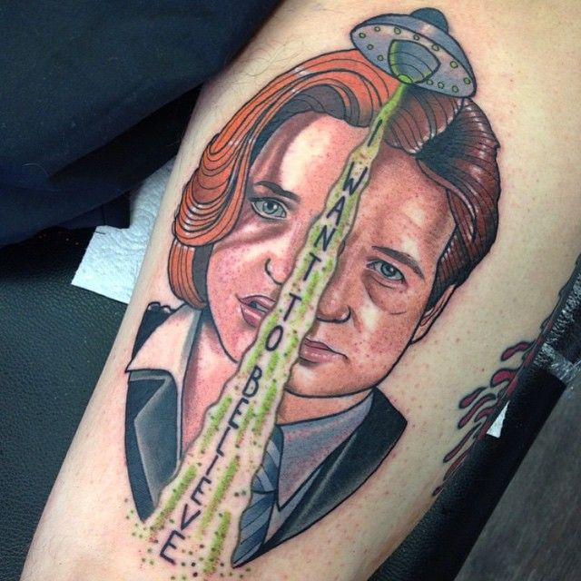 Small X Files Tattoo: 119 Best Images About Tattoo Xfiles On Pinterest
