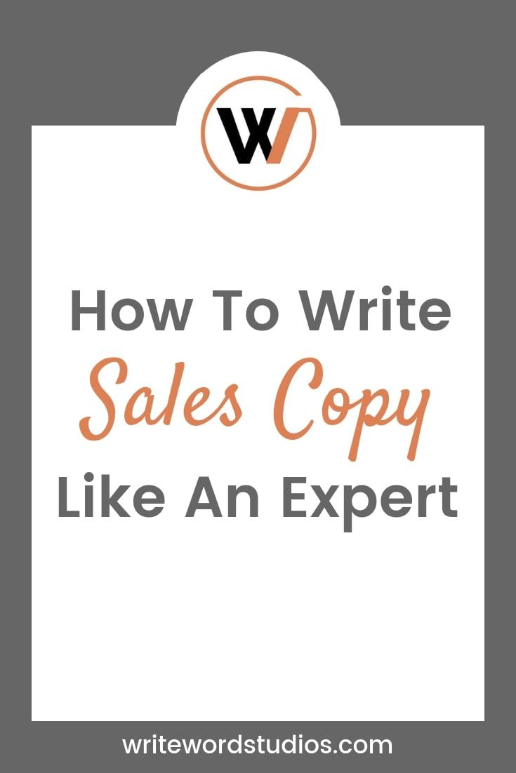How To Write Sales Copy Like An Expert Akasha Unleashed Group