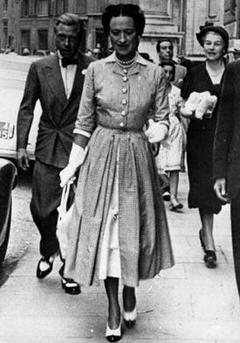 Wallis Simpson, 1949