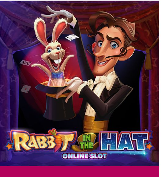 #KnowYourSlot Magic and Illusion-themed Rabbit in the Hat online slot has enough tricks to make you rich! The 5x3 reels 9 payline video game is a log in away at http://www.wintingo-casino.com/