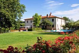 Agriturismo bij San Gimignano, Toscane huren bij Tritt
