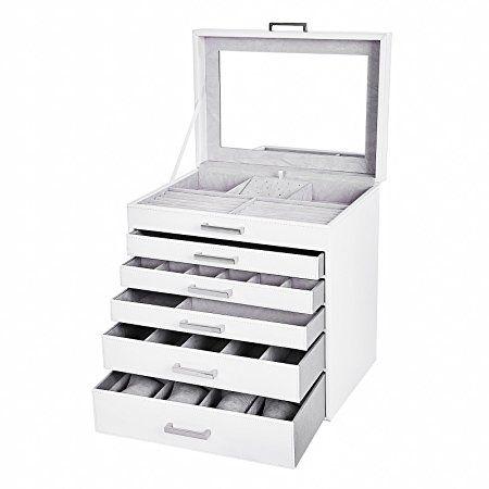 Oltre 1000 idee su cassettiera per gioielli su pinterest - Portagioie ikea ...