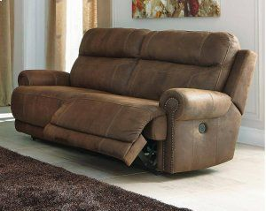 3840047 in  by Ashley Furniture in Plymouth, WI - 2 Seat Reclining Power Sofa