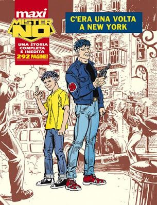 31 best komik images on pinterest comic books comics and comic book maurizio colombo e giovanni bruzzo cera una volta a new york mister no fandeluxe Choice Image