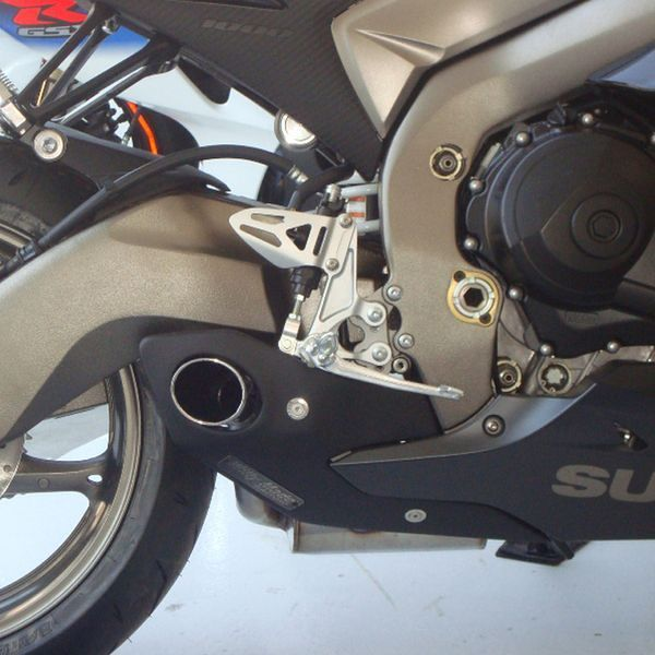 Ponteira Firetong Willy Made Suzuki GSXR 1000 - MotoMobile
