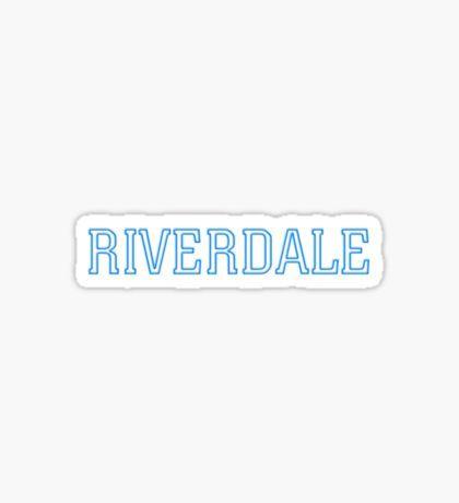 RIVERDALE Pegatina