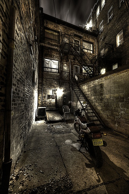 The Alley