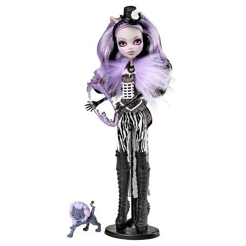 Clawdeen Wolf Freak du Chic Monster High Doll, 2015 (I bought her for $19 at Target.)
