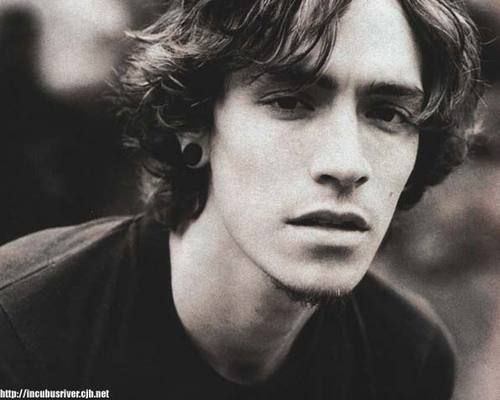 As I wrote Disintegrate, I pictured Jax looking like a very young Brandon Boyd.