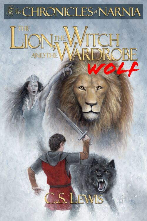 The Lion, The Witch and The Wardrobe Wolves