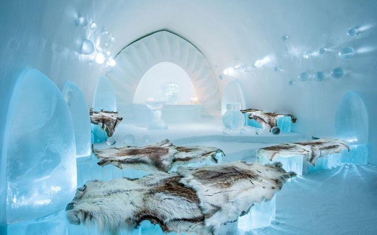 ICEHOTEL, Sweden: inside the 27th ice hotel in Jukkasjärvi - Telegraph Travel