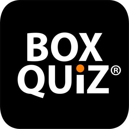 Box Quiz' logo