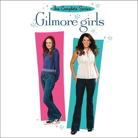 Gilmore Girls Complete Series Box Set on DVD