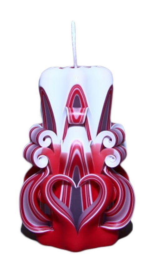 řezané svíčky 12cm
