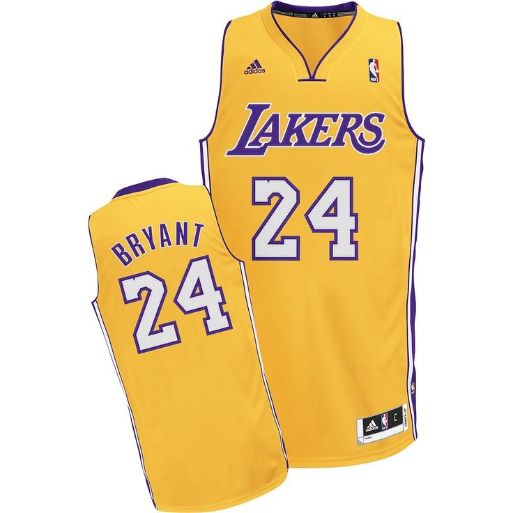 Kobe Bryant Swingman Jersey - Kobe Bryant Lakers Revolution 30 ...