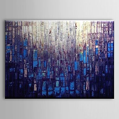 Hand Painted Oil Painting Abstract 1305-AB0579