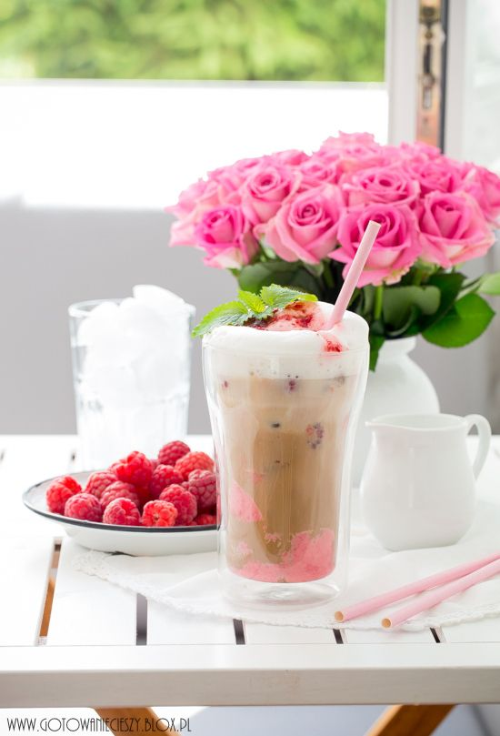 Summer milkshake.  For similar pins please follow me at - https://www.pinterest.com/annelouise1959/summer-loving/