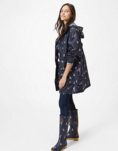 Joules Women's Golightly Packable Rain Coat - http://www.darrenblogs.com/2017/03/joules-womens-golightly-packable-rain-coat/