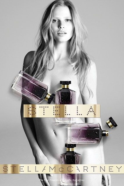 Why Lara Stone, Naked, Is Stella McCartney's New Girl