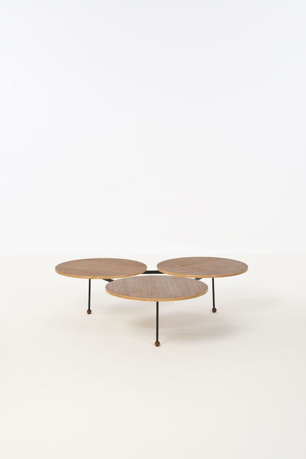 17 best ideas about table basse teck on pinterest table - Table basse teck et metal ...