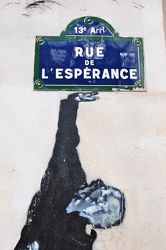 Street Art on the Butte aux Cailles - Evous