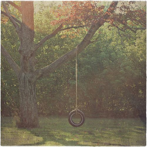 Tire swing, got to have this for the kids!: Country Dreams, Dream House, Dream Home, Outdoors, Backyard Beauties, Kids, Photo, Tire Swings