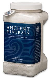 Great post on why Magnesium Flakes work for Fibromyalgia -muscle and nerve pain