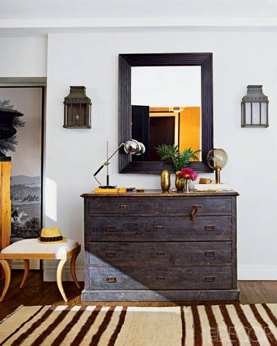 Nate Berkus Chicago Home Photos - Nate Berkus Apartment Interior Design - ELLE DECOR