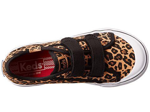 Keds Kids Toddler HL (Toddler/Little Kid) Natural Leopard - Zappos.com Free Shipping BOTH Ways
