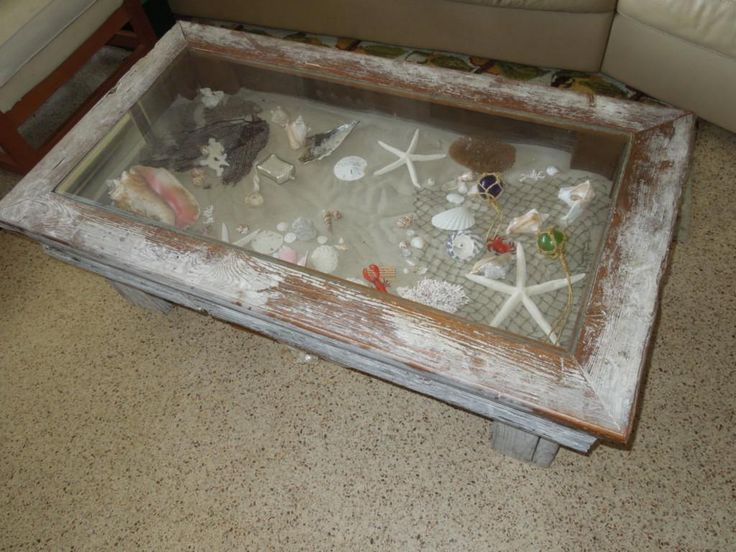 Best 25 Shadow box coffee table ideas only on Pinterest Shadow
