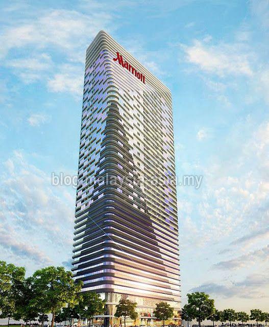 Marriott Hotel Empire City Petaling Jaya | Malaysia Asia