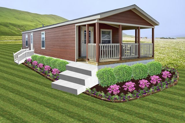 Legacy 1660 11flpa Singlewide Home For Sale At Heritage Housing Athens Mobile Home Landscaping Home Landscaping Mobile Home