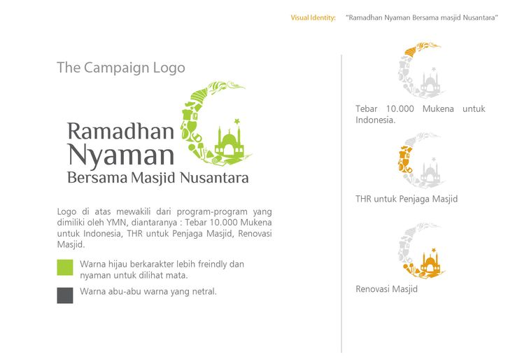 Icon for Ramadhan, project from Yayasan Masjid Nusantara (YMN)