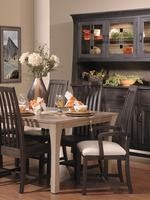 Dining | Amish Furniture | Solid Wood Mission Shaker Furniture | Chicago  Area, Illinois