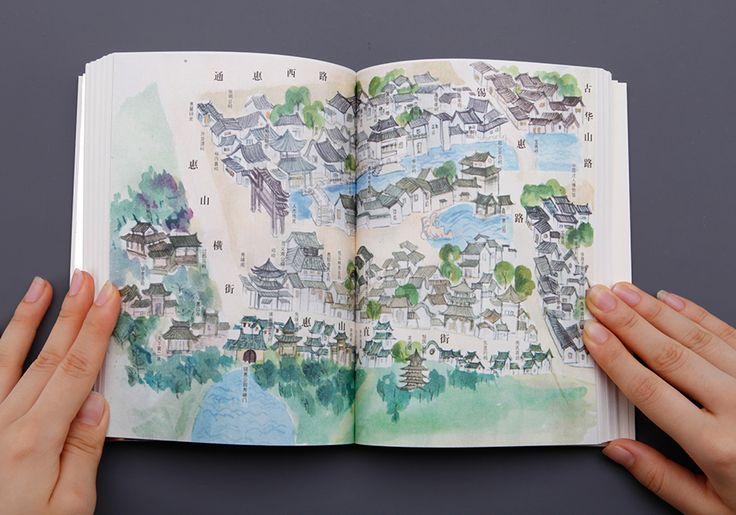 Notebook design of China Clay figurine