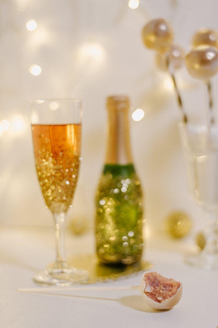 Champagner Rosé Cakepops