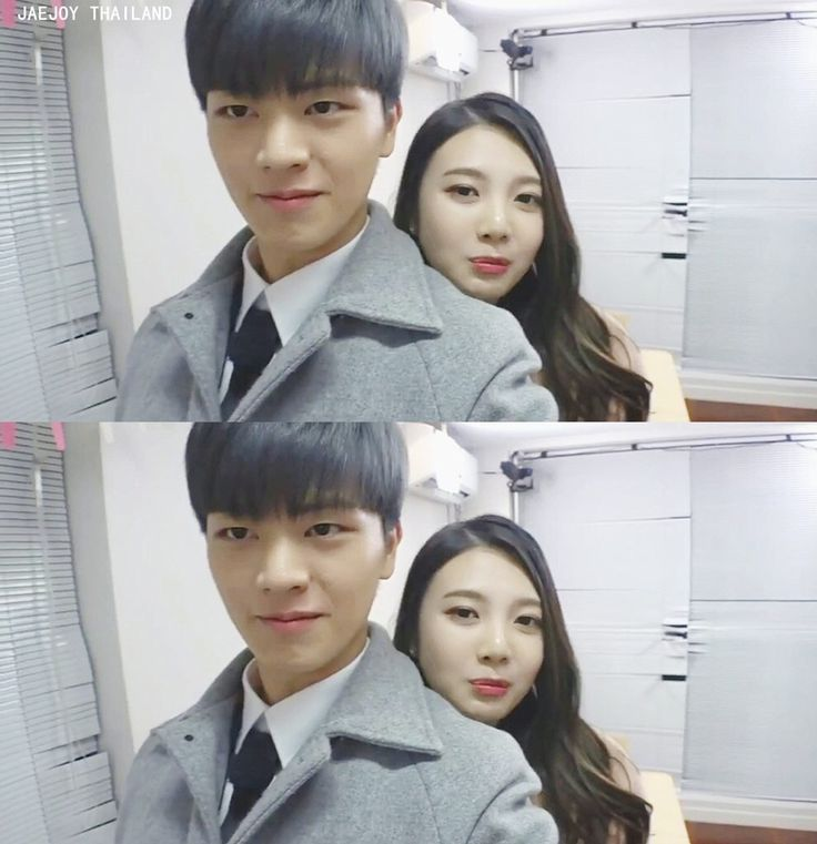"""We Got Married"" BTOB's Yook Sungjae and Red Velvet's Joy"